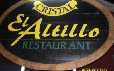 Restaurant El Altillo, Vallenar